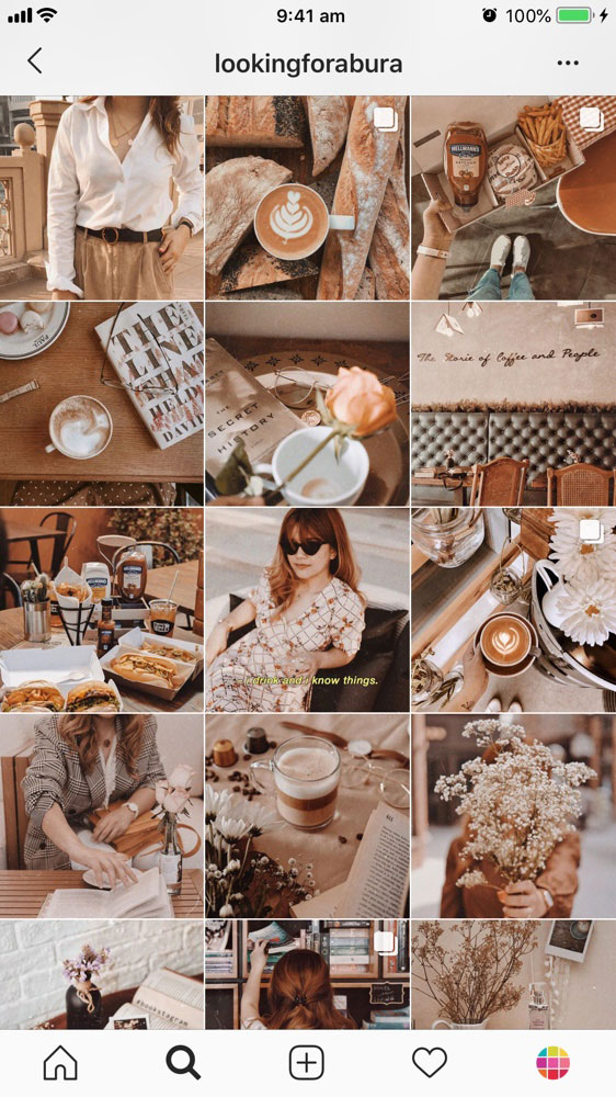 صفحه فید اینستاگرام - سپیا وب
